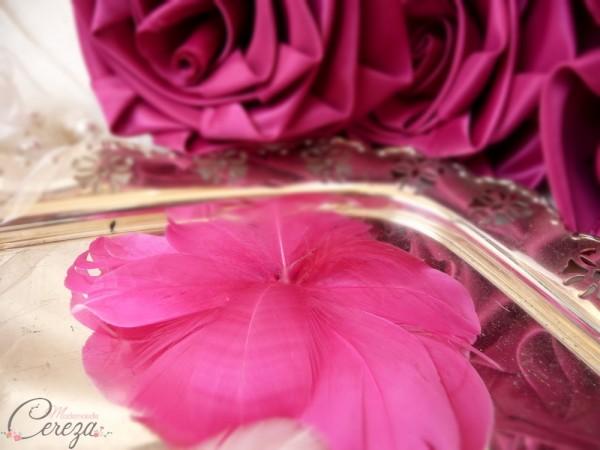 bouquet mariee original fleur de plumes en preparation cereza mademoiselle création française 1