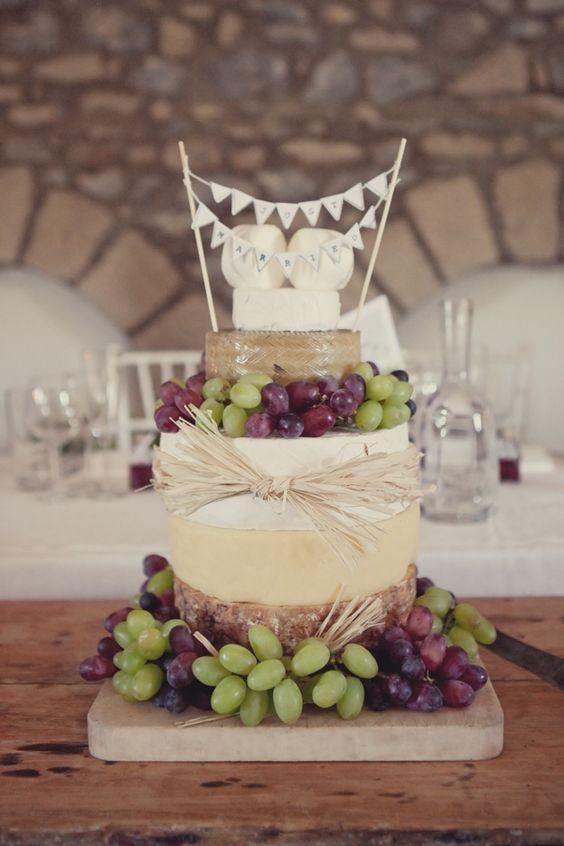 idée mariage bohème chic la pièce montée de fromage Mademoiselle Cereza blog mariage (17)
