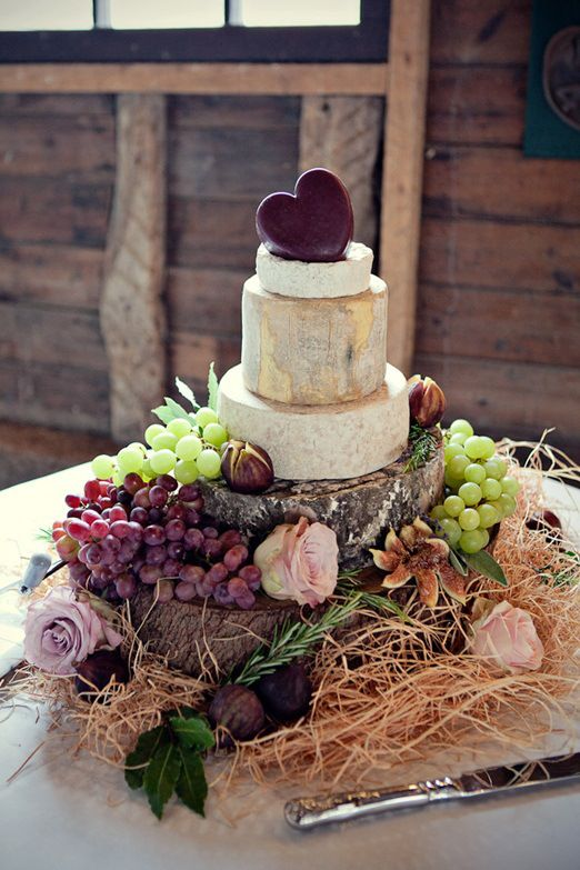 idée mariage bohème chic la pièce montée de fromage Mademoiselle Cereza blog mariage (4)