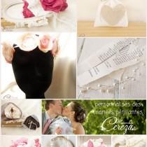 mariage bohème romantique bijoux mariage accessoires cereza mademoiselle