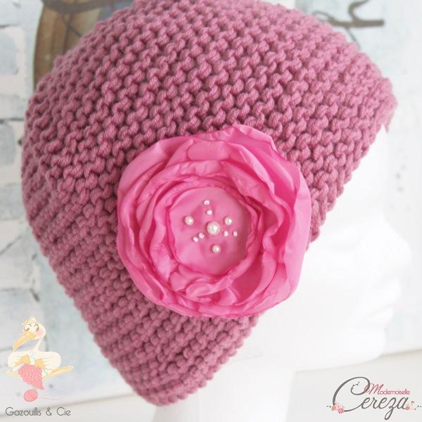 accessoires-hiver-2016-rose-bonbon-noir-dore-bonnet-fleur-mademoiselle-cereza-gazouillis-et-cie-2-600
