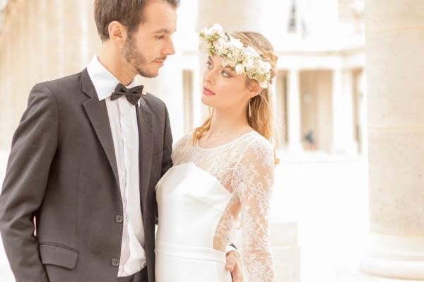 mariage bohème chic à Paris idées inspiration