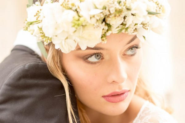 mariage bohème chic à Paris bijoux accessoires mariee Mademoiselle Cereza