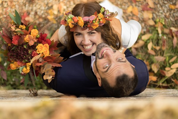 shooting mariage melle cereza automne inspiration