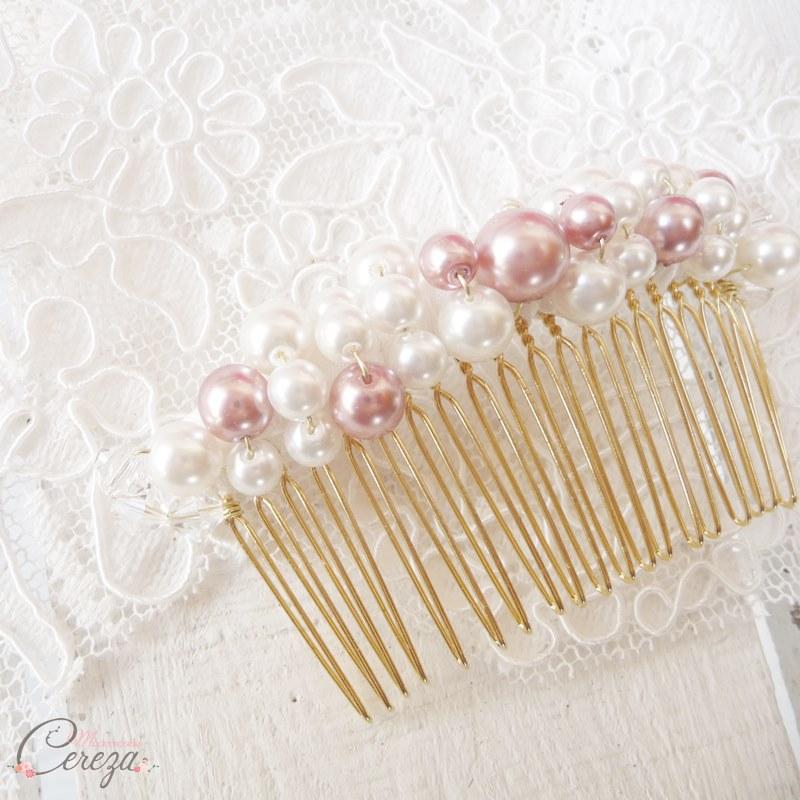 bijou coiffure mariage