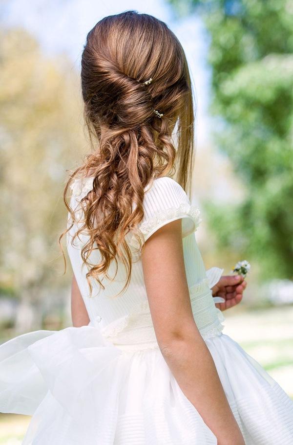 idée coiffure mariage bohème cheveux longs