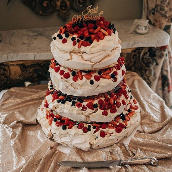 piece montee mariage originale fruits