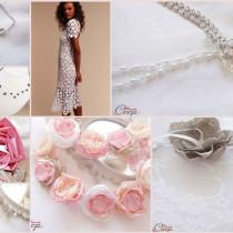 headbands pour mariages bohèmes