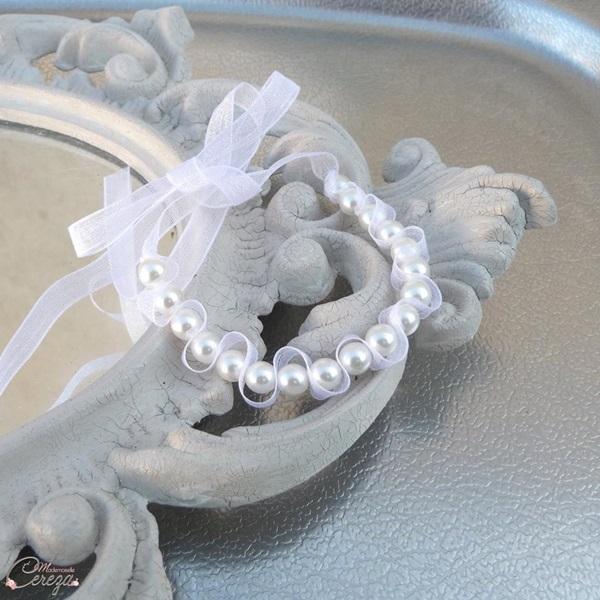 bijou mariage chic perles bracelet original melle cereza
