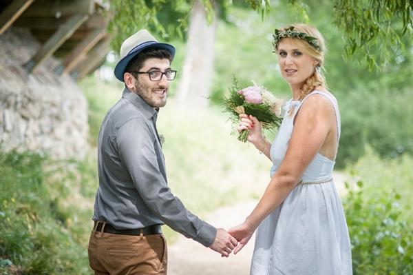 mariage champêtre bohème pastel shooting inspi blog mariage Melle Cereza