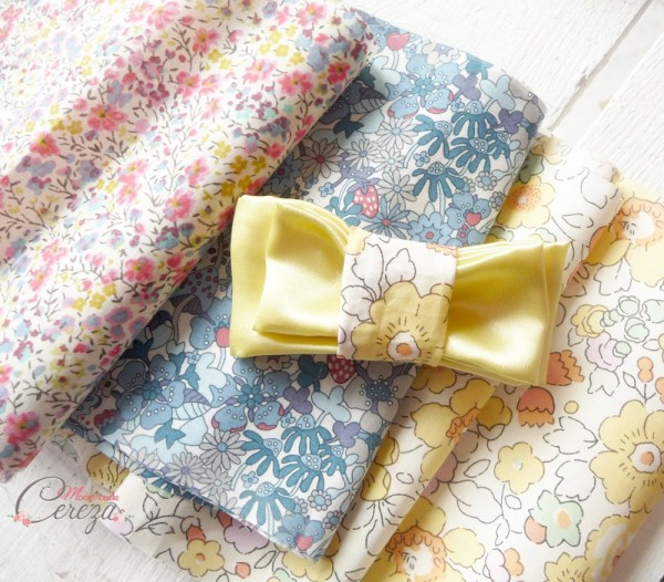 mariage liberty accessoires Made in France Mademoiselle Cereza