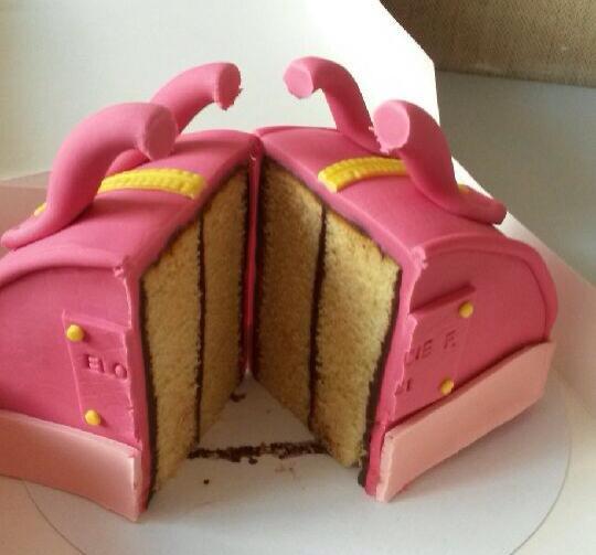 Layer cake Orléans Les gâteaux de Laure X Mademoiselle Cereza BLog mariage