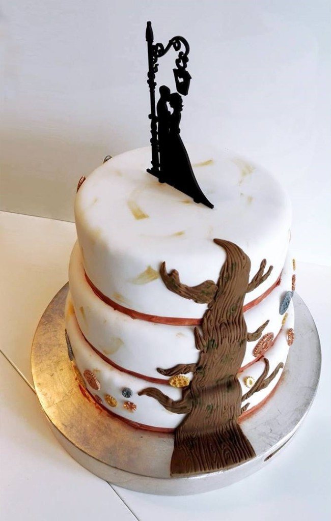 gâteaux de mariage Orléans wedding cake à croquer Melle Cereza blog mariage