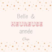 voeux Mademoiselle Cereza 2019