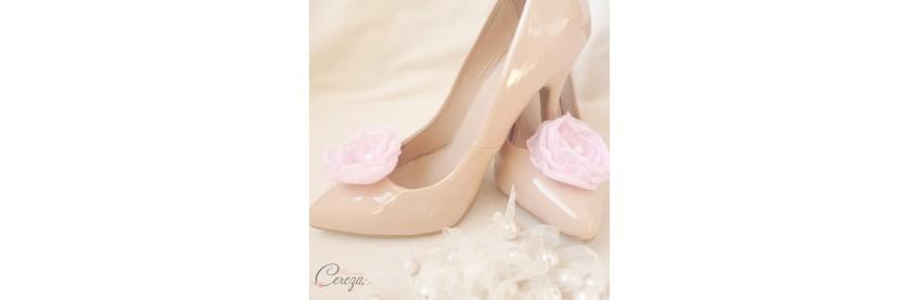 Bijoux de chaussure clips
